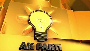 AK Parti'de bütün programlar iptal oldu