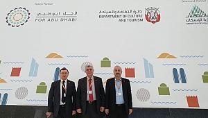 Başkan Büyükgöz Abu Dabi'de