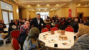 Başkan Şayir, Sakaryalılarla Bir araya geldi