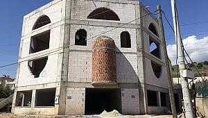 Büyükşehir'den Kuruçeşme Hicret Camisine malzeme yardımı