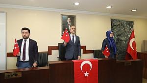 Çayırova'da Şubat meclisi tamamlandı