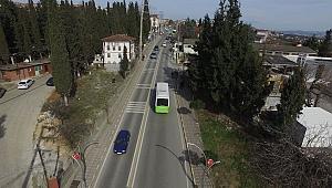 Darıca'da trafiği rahatlatacak çalışma