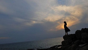 Darıca sahilinde bir kadın intihar girişiminde bulundu