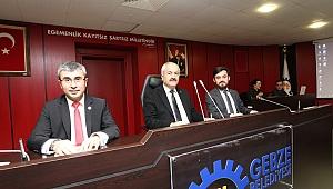 Gebze'de Meclisi tamamlandı