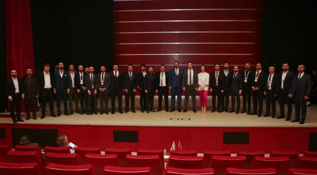 Genç MÜSİAD Gebze yeni yönetim listesi!
