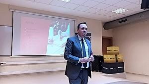GTÜ'de İnsan Kaynakları Zirvesi düzenlendi