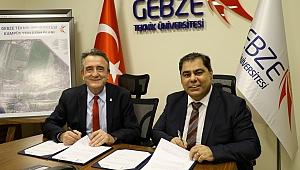 GTÜ'de Otomotiv Sanayisi için imzalar atıldı