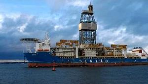 İngiltere'den Gebze'ye yola çıkan sondaj gemisine Turgut Reis adı verilmesi bekleniyor
