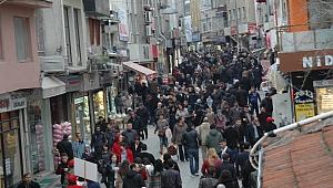 İşte Kocaeli'nin ilçe ilçe nüfusu… En kalabalık ilçe Gebze