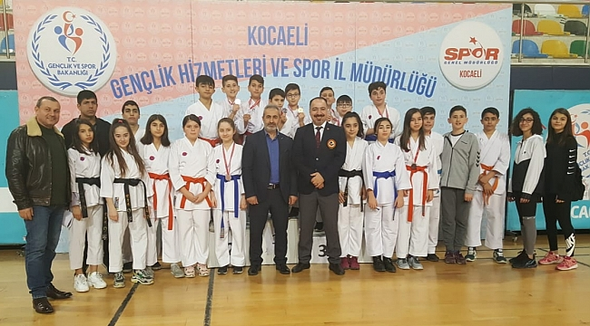 Karatede ÇESK rüzgarı