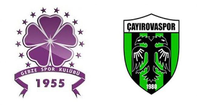 Kent derbisinin galibi Çayırovaspor! 0-1