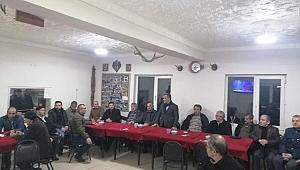 Kılıç, ''Köy Köy Mahalle Mahalle Gezeceğiz''