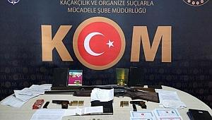 Kocaeli'de tefeci operasyonunda 4 tutuklama