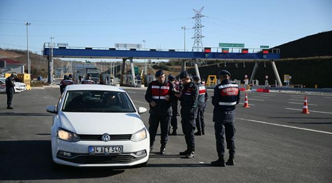 Kuzey Marmara Otoyolu'nun güvenliği jandarmaya emanet!