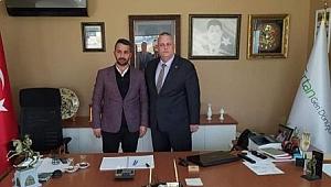 MHP Gebze'den, Ertan Geri Dönüşüm'e ziyaret