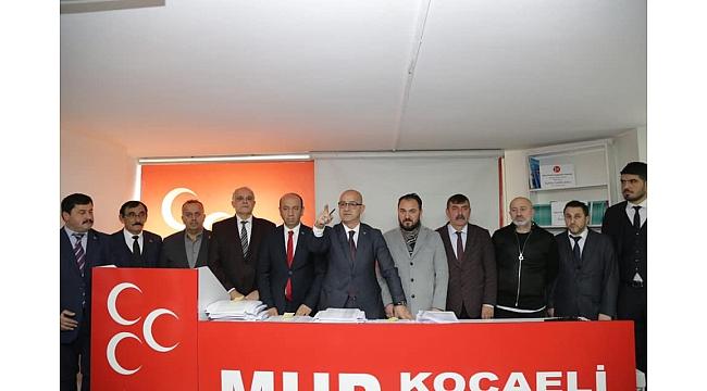 MHP Kocaeli'ye, 51. Yılında 51 yeni üye