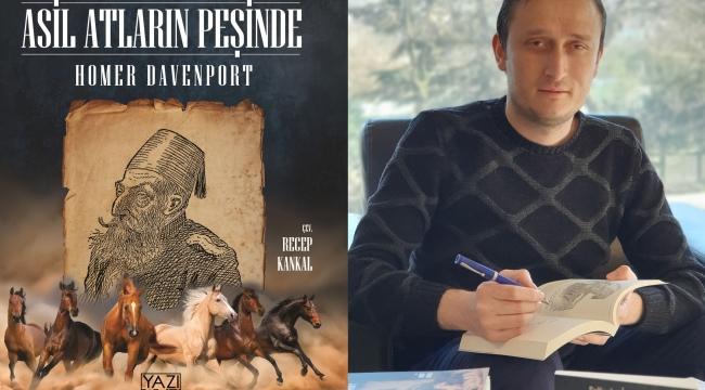 Tarihçi Recep Kankal'dan Yeni Kitap!