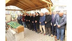 Yaşar Duran'a son görev