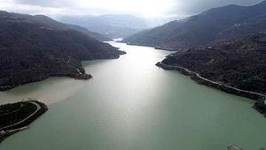 Yuvacık Barajı'nda su seviyesi yüzde 87'ye ulaştı
