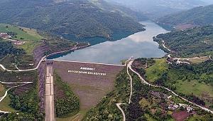 Yuvacık Barajı'nın seviyesi yükseldi!