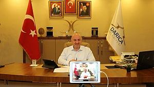 Başkan Bıyık'tan Sosyal Medya Gönül Buluşması