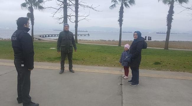Büyükşehir'den vatandaşlara Covid-19 bilinçlendirmesi