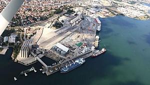 Derince Limanı'nda koronavirüs paniği!