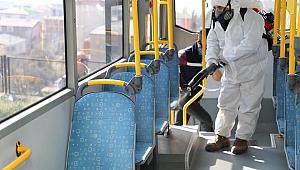 Dilovası Belediyesi'nden 'Korona virüs' seferberliği: Önlemler alındı!