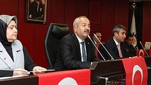 Gebze Belediye Meclisi tamamlandı