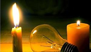 Gebze bölgesi dahil 6 ilçede elektrikler kesilecek