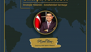 Gebze Genç MÜSİAD'dan , Azmi Tunç semineri