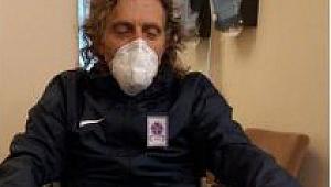 Gebzespor Başkanı Avcı ayağını kırdı