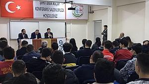 Genç MÜSİAD'dan 'İş hayatını planlama ve Mesleki Kaygılar' semineri