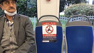 Kocaeli'de toplu taşımada koronavirüs önlemi!