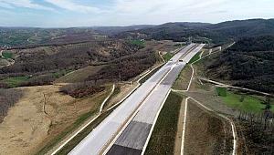 Kuzey Marmara Otoyolu yıl sonuna tamamlanacak