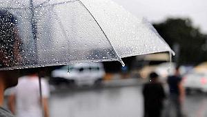 Meteoroloji hafta sonu için uyardı! Yağış etkili olacak, sıcaklıklar düşüyor
