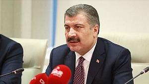 Sağlık Bakanı Koca'dan umreden yeni dönen vatandaşlara çağrı