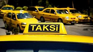 Büyükşehir o taksi duraklarını kiraya verecek