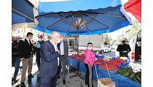 Gebze'de pazarlar, Perşembe günü kurulacak