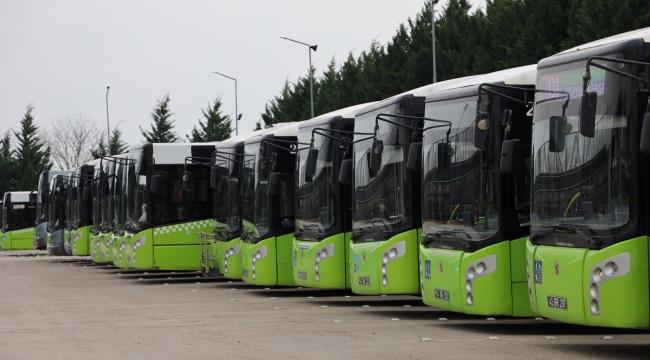 UlaşımPark, yolcu sağlığı için otobüs seferlerini artırdı
