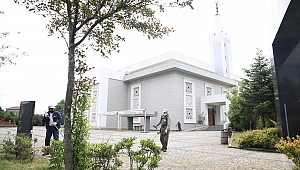 Çayırova'da camiler cumaya hazır