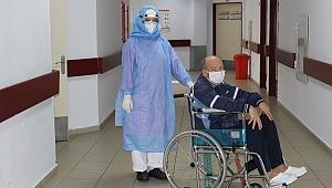 Farabi'de ilk kez plazma tedavisi uygulandı