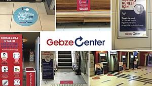 Gebze Center, yüksek önlemlerle açılıyor