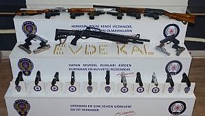 Kocaeli'de bayram magandası 25 kişi yakalandı!
