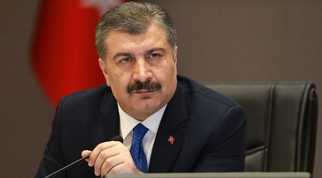Sağlık Bakanı Fahrettin Koca'dan flaş coronavirüs açıklamaları!