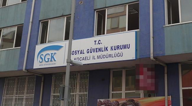 SGK,Kocaeli'deki binasını 16 milyona satacak