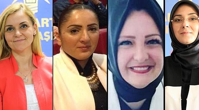AK Kadınlarda 4 isim Ankara'ya çağrıldı