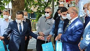 Aksoy: 1 milyon 675 bin maske üretildi