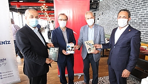 Anadolulu Yazar ve Gazeteciler Gebze'de ağırlandı