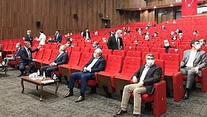 Büyükşehir meclisi ikinci defa bir araya gelecek